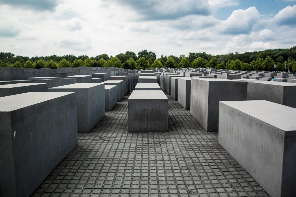 Attractions in Berlin - Holocaust Memorial