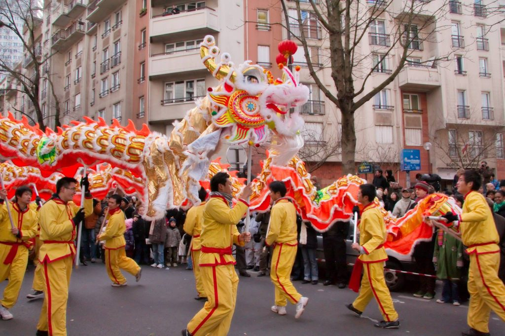 Paris Lunar New Year
