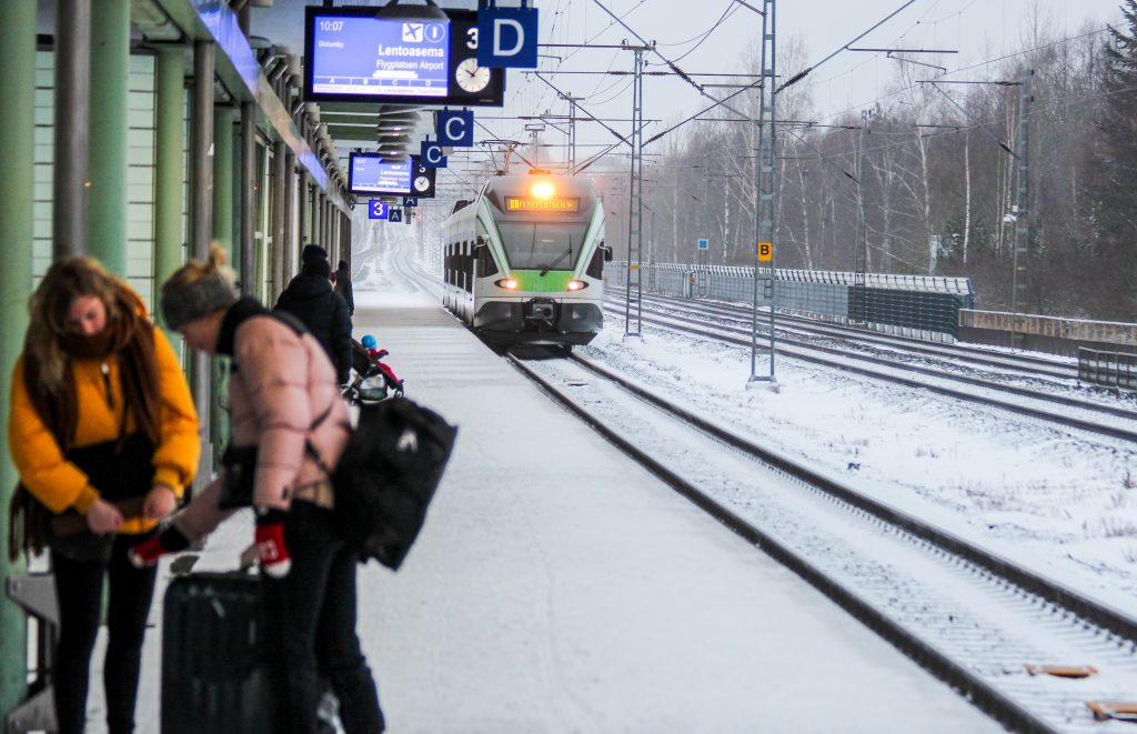 using the rail pass in Germany