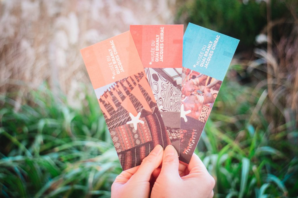 tickets to musee du quai branly - jacques chirac