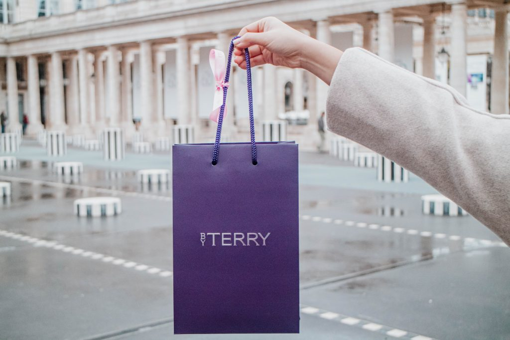 By Terry shopping bag