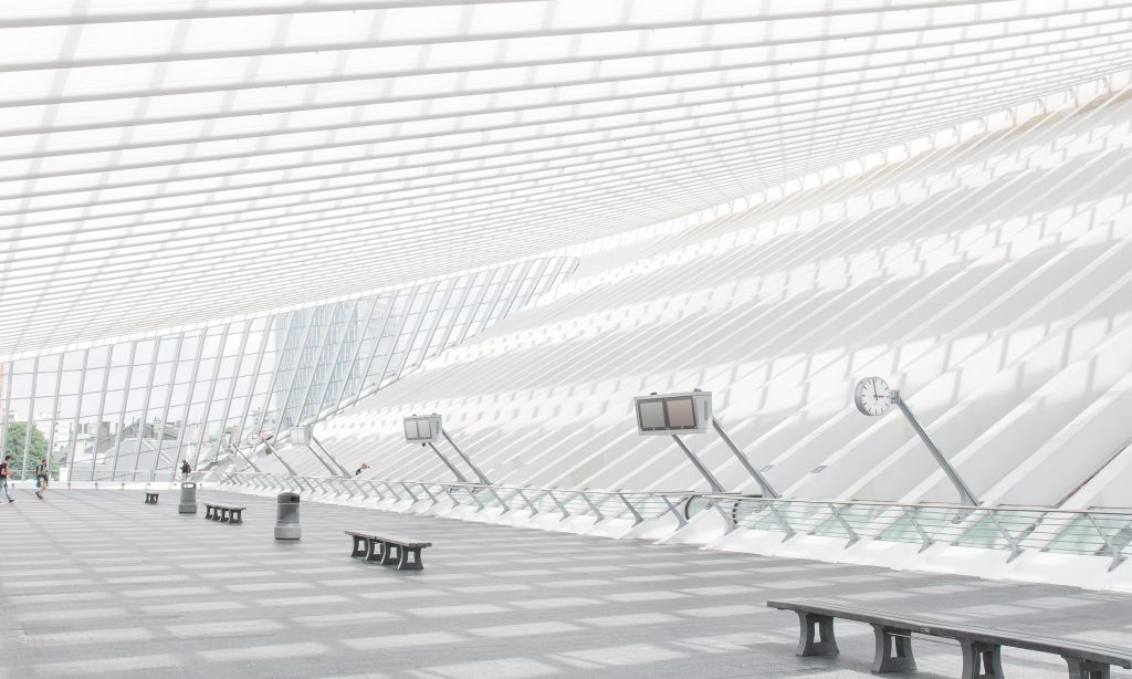 Liege-Guillemins station