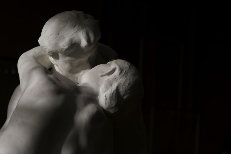 Musee Rodin - Valentines Day