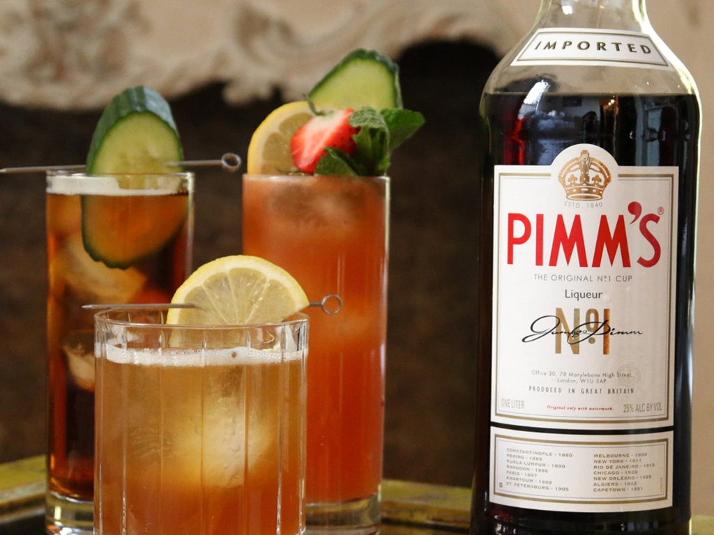 UK grocery stores Pimms No 1 Cup