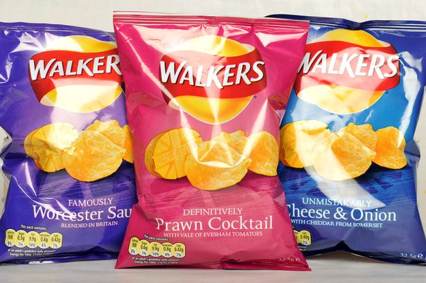 Walkers-Crisps UK