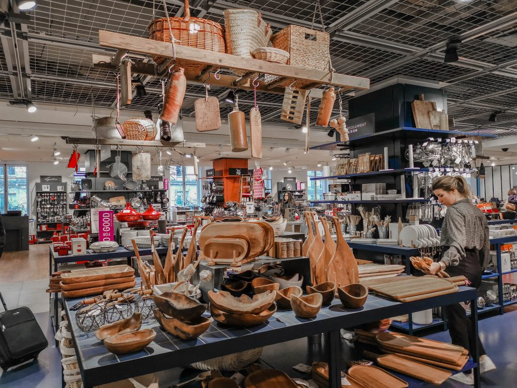 kitchen tools and dining ware at Lafayette Maison & Gourmet
