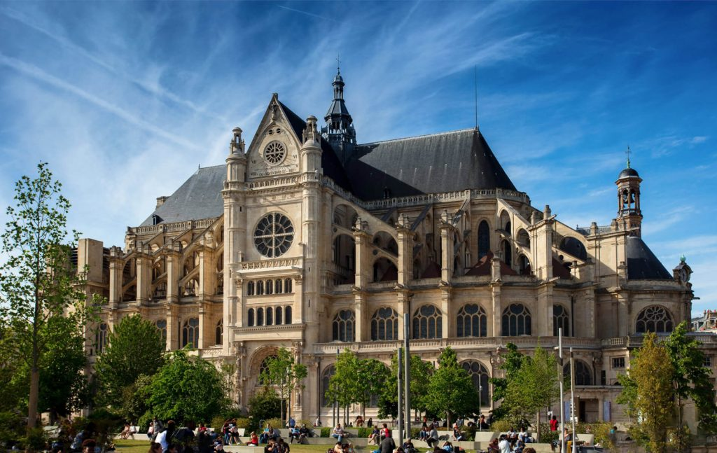 Saint-Eustache Paris