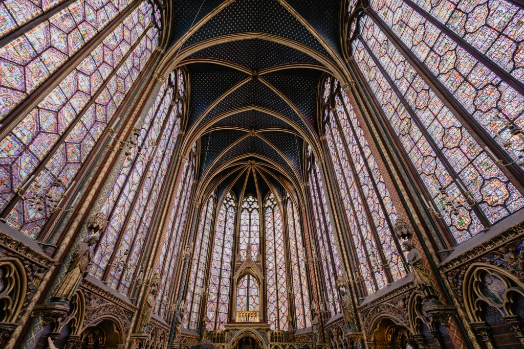 Sainte-Chapelle Paris